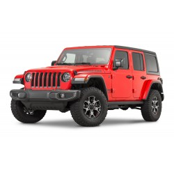 Hightop Fenderflares Mopar Wrangler 2-Door (grundiert)