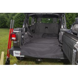 Cargo Cover Rugged Ridge