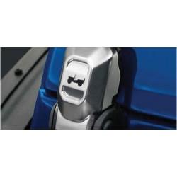 Motorhauben-Verschlüsse Aluminium mit Jeep Logo Mopar