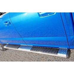 Trittbretter Aluminium Deezee Quad-Cab
