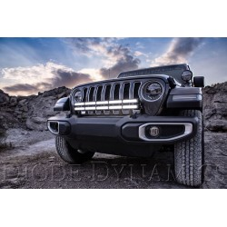 LED Lighbar-Kit inkl. Halter Wrangler JL