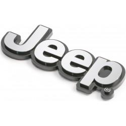"Jeep-Emblem ""Molded"" Chroma Graphics"