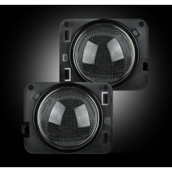LED-Sidemarkers rauchglas RECON