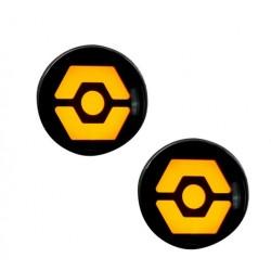 """LED-Blinker """"Hexagon"""" klarglas Recon"""
