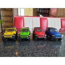 Modellauto Wrangler JL 1:34 in verschiedenen Farben!