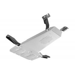 Transmission Aluminium Skidplate Quadratec Wrangler JL