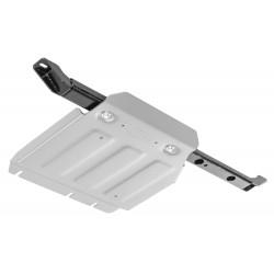 Transfercase Aluminium Skidplate Quadratec Wrangler JL